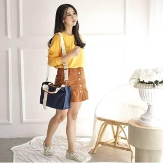 Ruby Bag Caelia-Tas Kanvas Fashion Korea-Tas Wanita ...