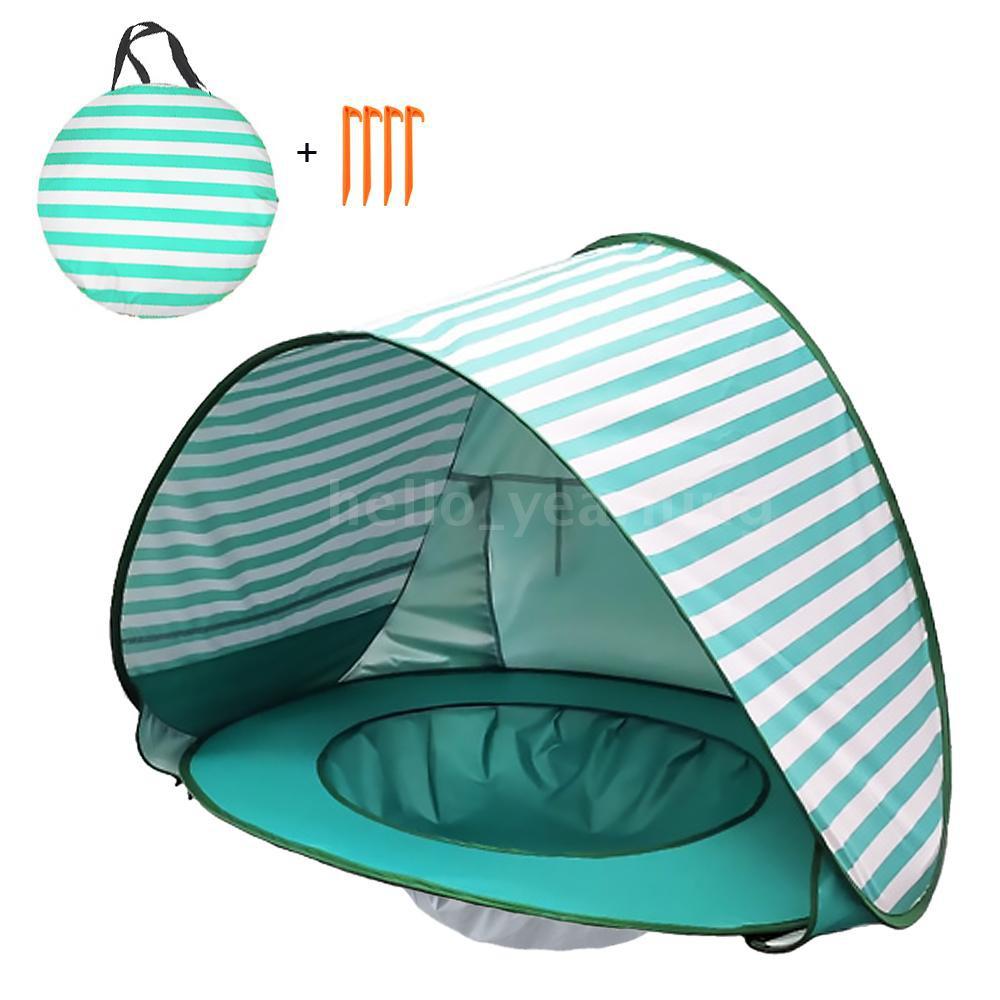 Baby Beach Tent Waterproof Anti Uv Sun