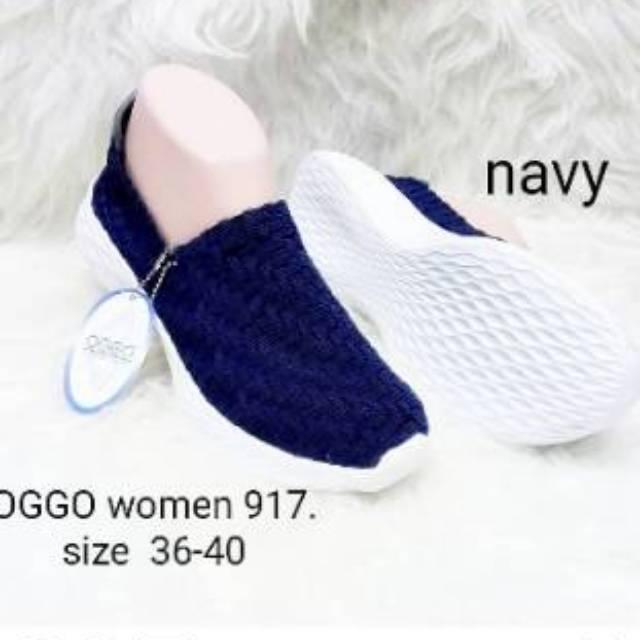 Oggo type 917 sepatu rajuta anyaman wanita ad1b2ad061