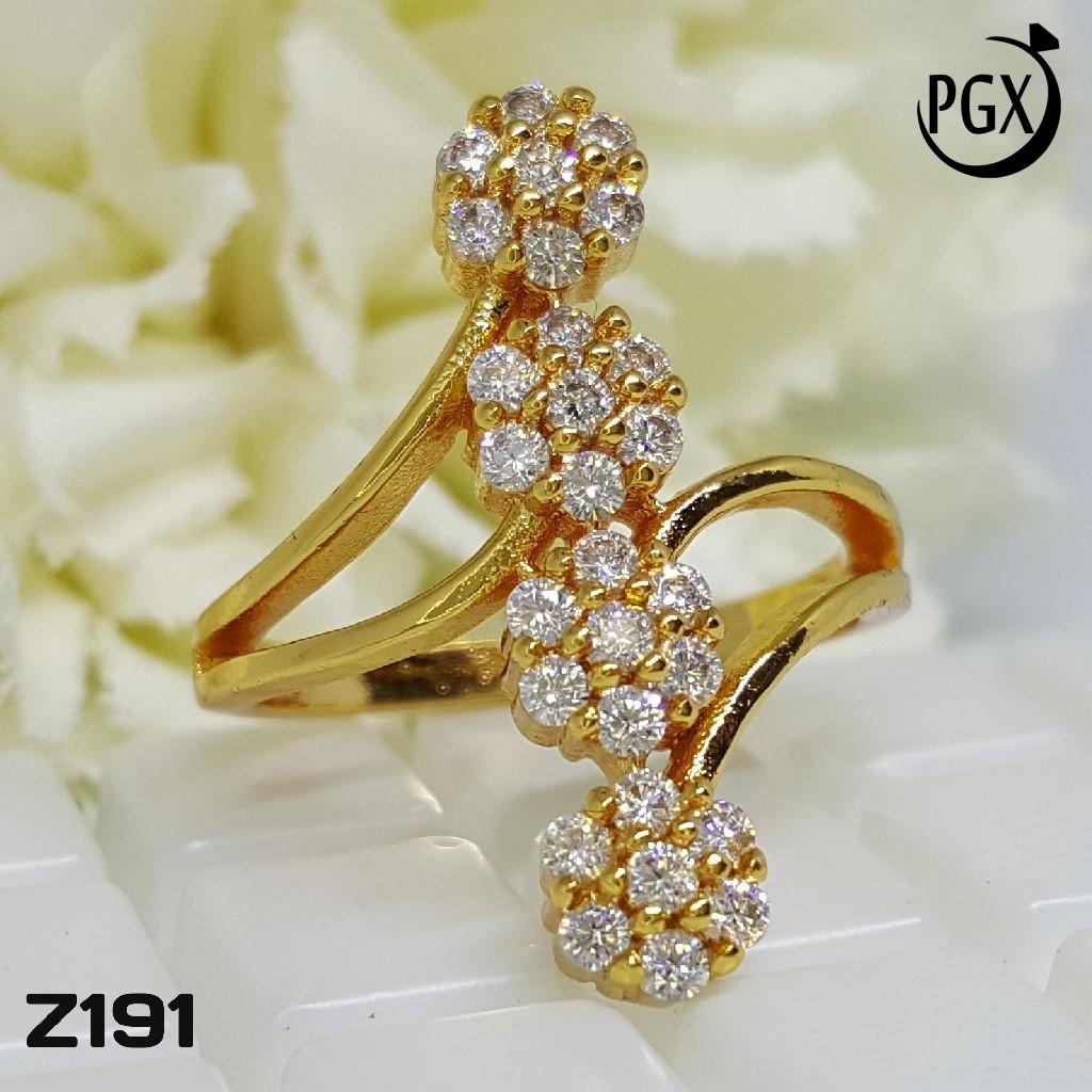 Perhiasan India Cincin Lapis Emas 18k Gold Batu Merah Ruby Imitasi 1 Set Besar Oval Br265 Xuping Premium Shopee Indonesia