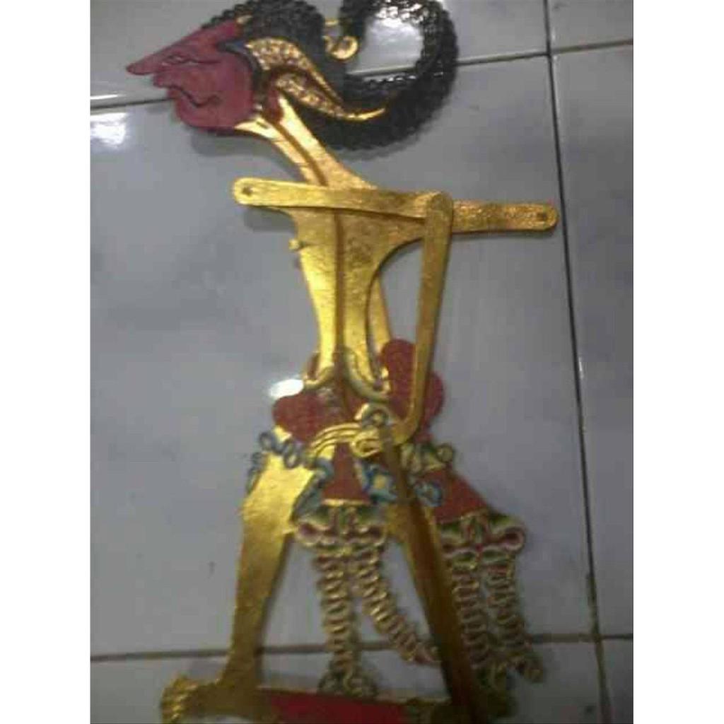 Blwidget Wayang Kulit Wisanggeni Putra Arjuna Grade 1 Paling Bag Shopee Indonesia
