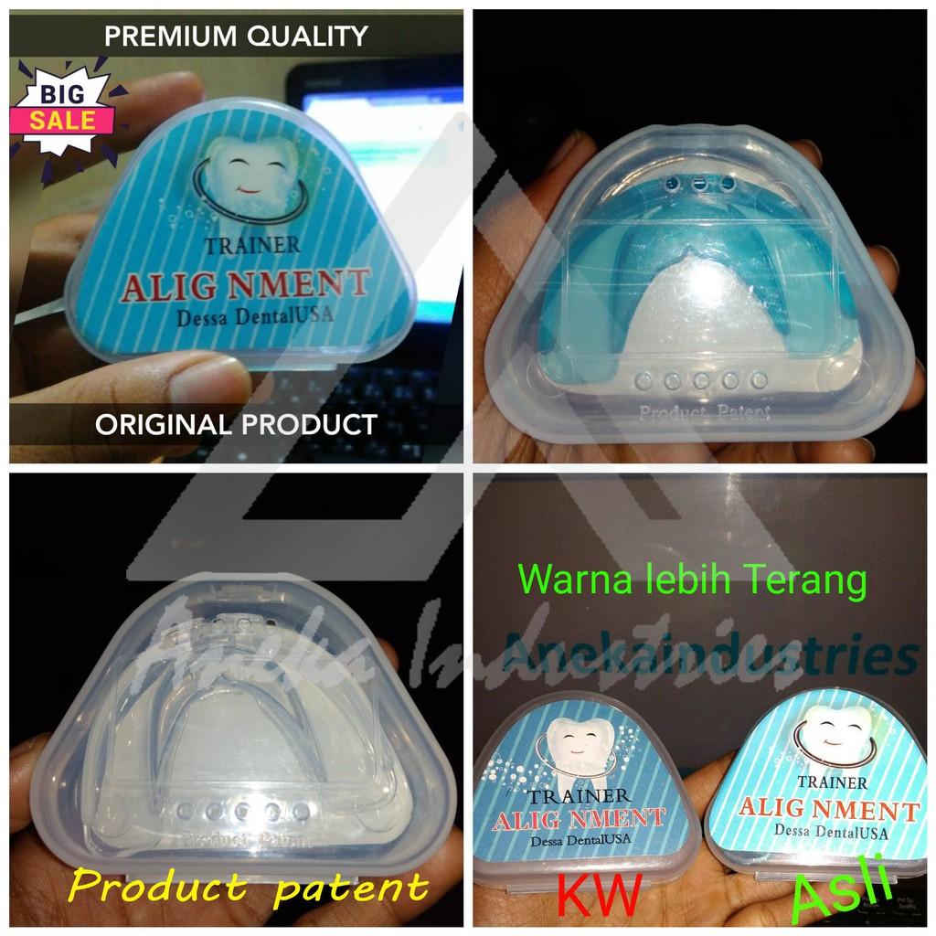 3orthodentic Retainer Teeth Trainer Alignment Perapi Gigi Orthodentic Theeth Allignment Behel Terapi Merapikan Kawat Shopee Indonesia