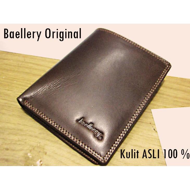 Dompet kulit pria Premium Original KUlit asli banyak kartu  95aa6d3087