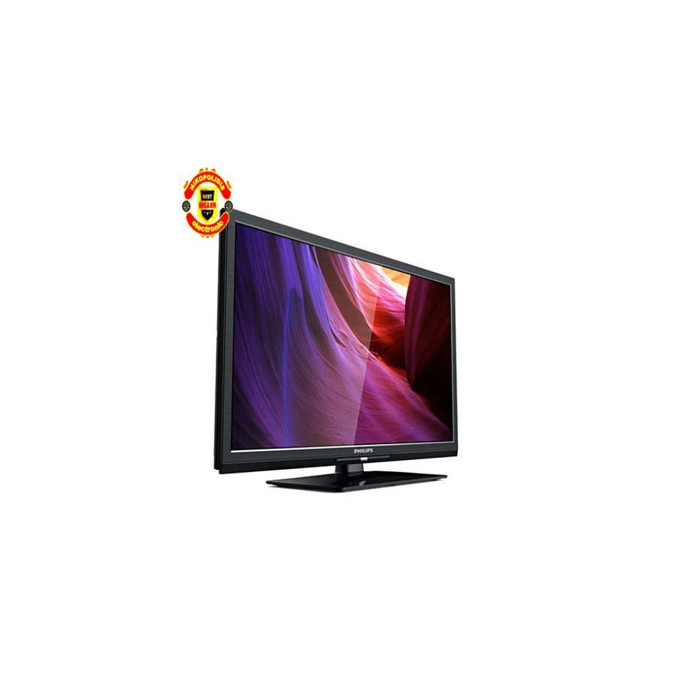 Philips Led Tv 24pha4100s 70 24 Inc Slim Shopee Indonesia Polytron 19 Pld Hitam 19d253 Khusus