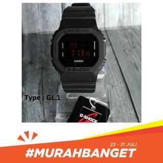 FLASH-SALE Jam Tangan Pria Terbaru MIRAGE 8549M Silver pP Terlaris | Shopee Indonesia
