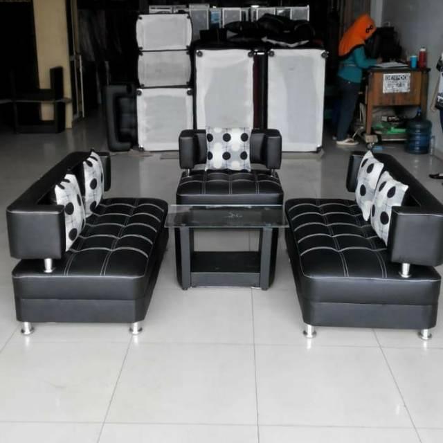 Desain Ruang Tamu Tanpa Kursi  sofa minimalis free ongkir kotak 221 meja kursi ruang tamu murah model baru