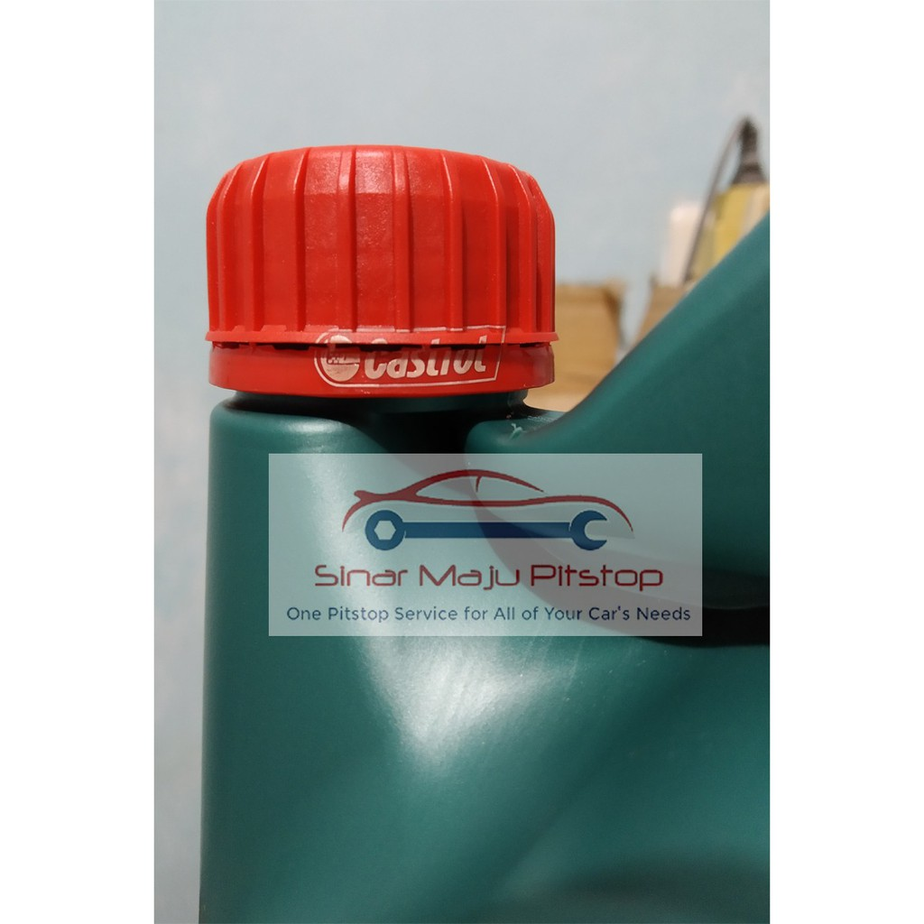 Paket Ganti Oli Toyota Avanza Castrol Magnatec Filter Oli Prestone Engine Flush Original Shopee Indonesia