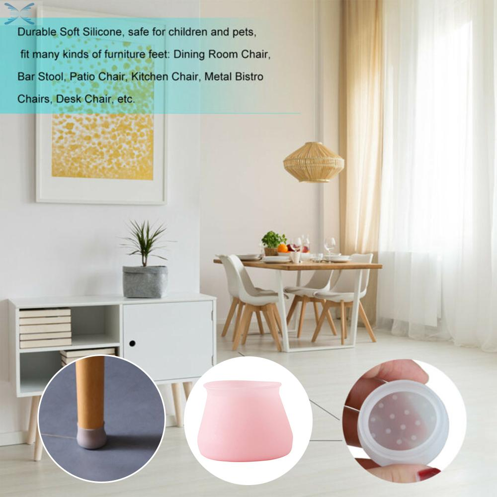Other Home Furniture Details About, Dining Room Chair Feet Protectors