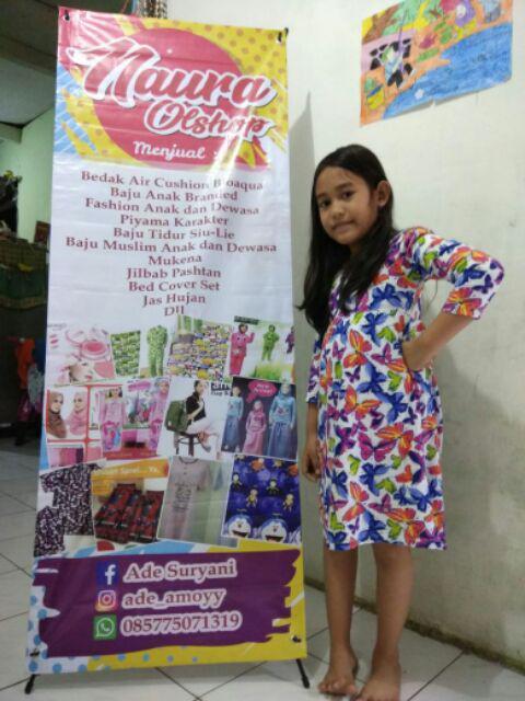 X Banner Etalase Toko Produk Shopee Indonesia