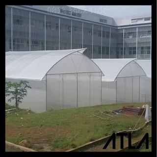 Plastik Uv 6 Meter Putih Green House Plastic Uv Film Hidroponik Mg006 Termurah