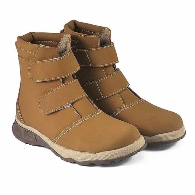 Sepatu sekolah anak warna hitam 350041585b