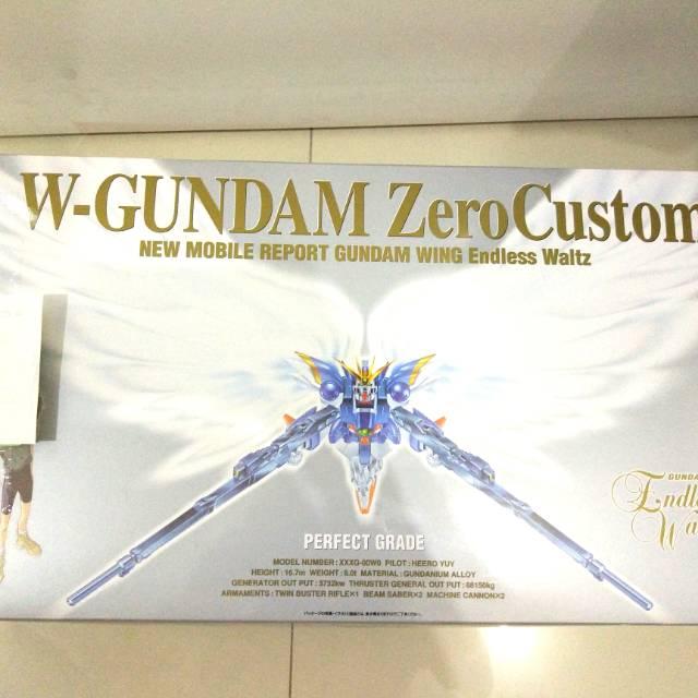 12 Harga Gundam Wing Zero Custom Perfect Grade Image Download 5