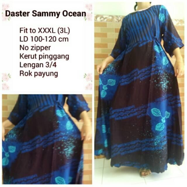 Daster Merk Sammy Original Busui Menyusui Baju Batik Cap Pekalongan Tidak  Luntur Tidak Mudah Robek  7b8cd5c08b