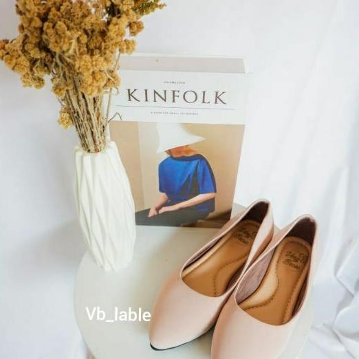 Bherka flatshoes pink pastel Bherlyn flatshoes pink pastel