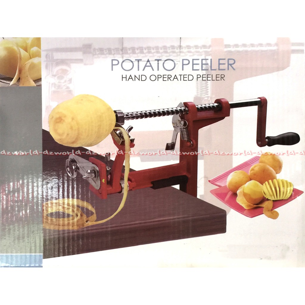 Shogun Peeler Set Alat Pengupas Penyerut Dan Pengiris Buah Dan Sayuran | Shopee Indonesia