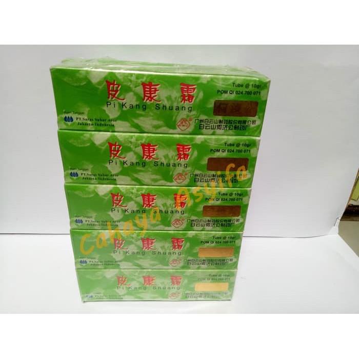 Jual Murah Pi Kang Shuang/Pikangsuang Asli/Original-Obat/Salep Penyakit Kulit | Shopee Indonesia