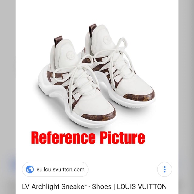 LOUIS VUITTON LV ARCHLIGHT SNEAKER MIRROR QUALITY  ff6e5ca864
