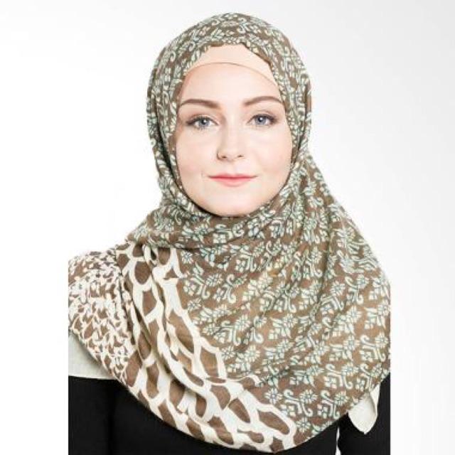 Jilbab Pashmina Elzatta Selma Mathea Hijab Elzatta Pashmina Elzatta Shopee Indonesia