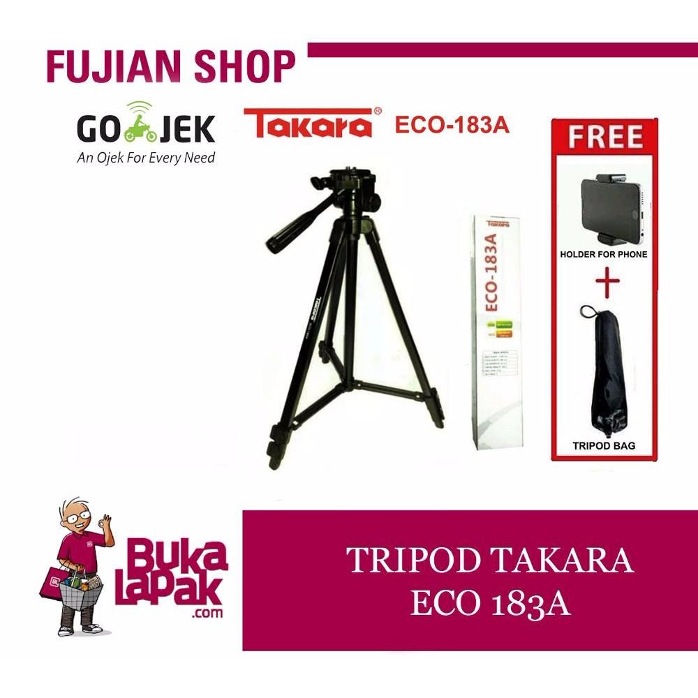 Dapatkan Harga Tripod Eco Diskon Shopee Indonesia Takara 196a
