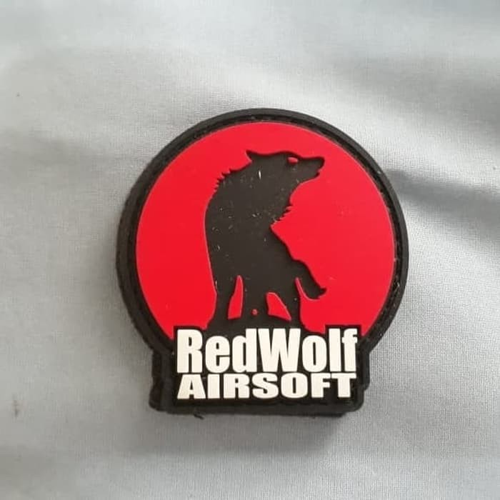 MOE Embroidered Airsoft Patch