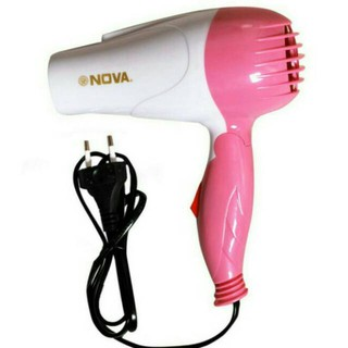 Hair dryer mini Drayer Pengering Rambut Hairdryer Hairdrayer alat Lipat thumbnail