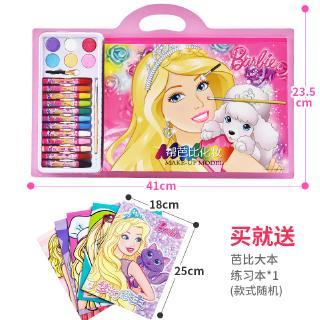 Buku Menggambar Anak Anak Graffiti Gambar Mewarnai Buku Gambar Buku Princess Barbie Gambar Buku Set Shopee Indonesia