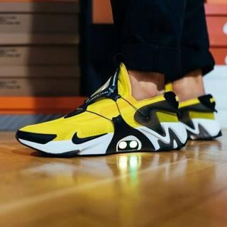 Nike Adapt Huarache Opti Yellow Shopee Indonesia