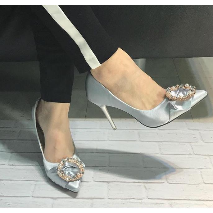 heels miu - Temukan Harga dan Penawaran Sepatu Hak Online Terbaik - Sepatu  Wanita Desember 2018  e816f3c1a8