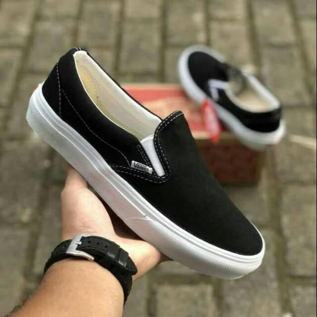 sepatu+vans+slip+on+ +loafers - Temukan Harga dan Penawaran Online Terbaik  - Februari 2019  bd352e8640