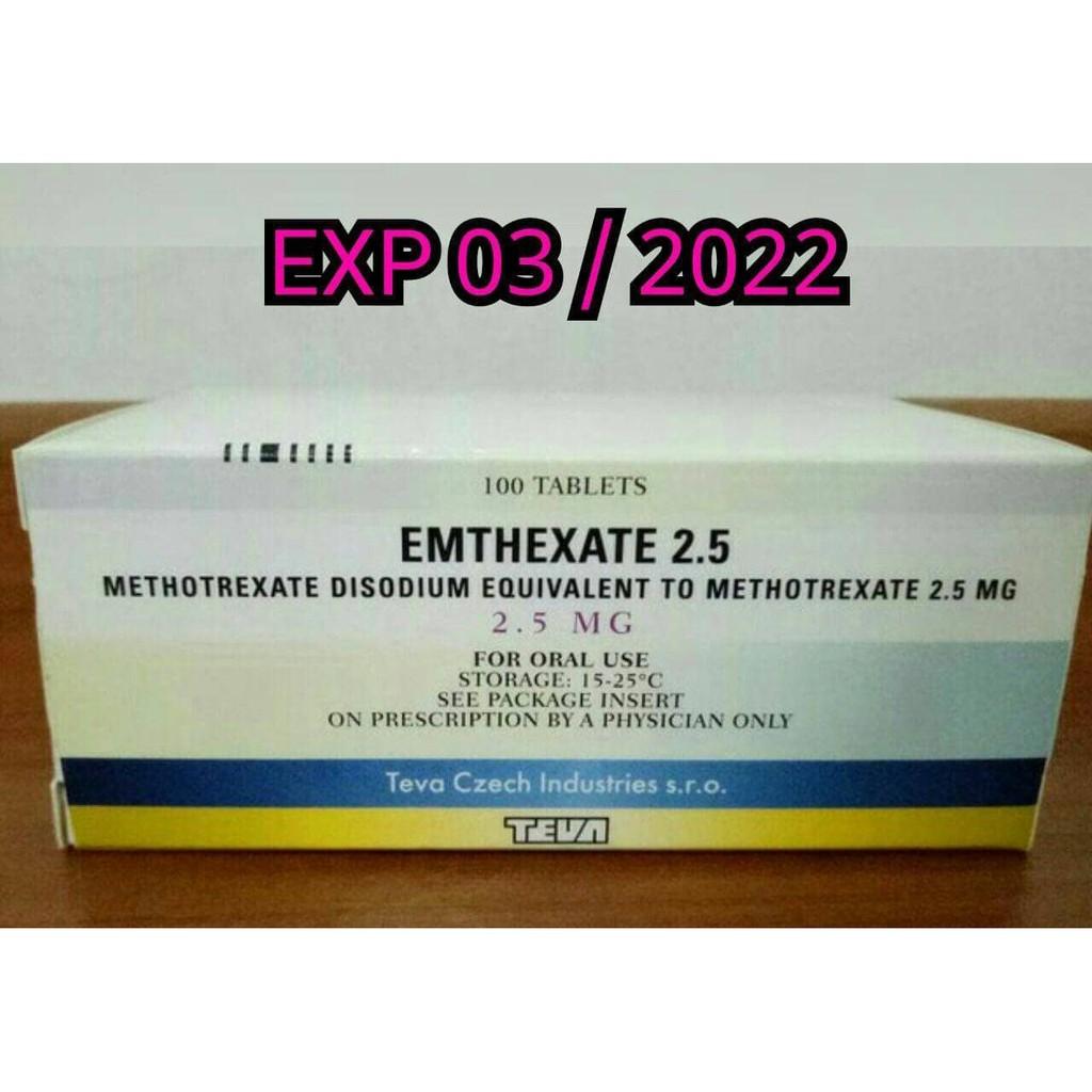 Promo Murah Methotrexate 2 5 Mg Exp 12 2020 Shopee Moment Propolis Brazilian Nano Per Box5btl Indonesia