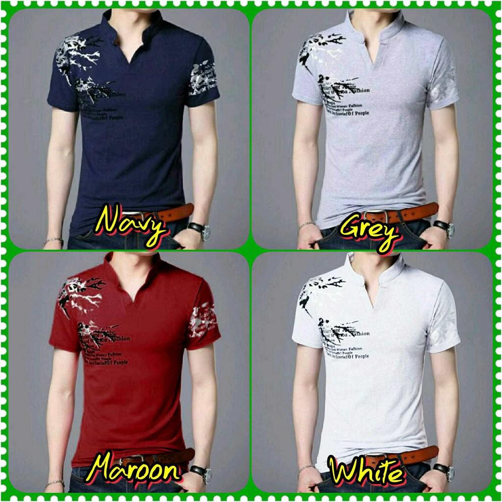 Kaos T Shirt Kemeja Temukan Harga Dan Penawaran Online Terbaik Ferrox O Neck Lengan Pendek Unisex All Size Putih November 2018 Shopee Indonesia