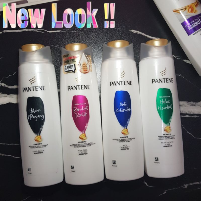 Shampoo Pantene Pro-V 130ml-1