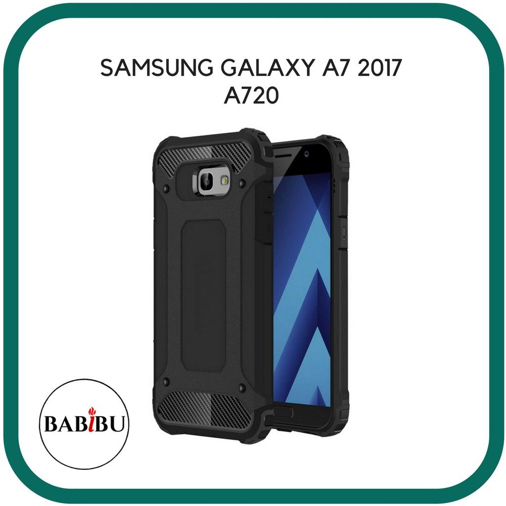 Case Spigen Rugged Capsule Samsung Galaxy A7 2017 / SM-A720 / A720 | Shopee