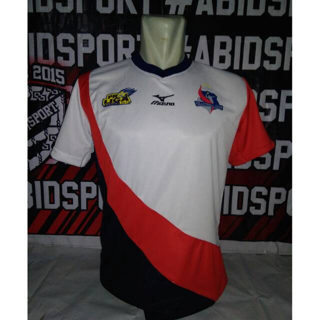 Setelan Jersey Voli   Volley Mizuno MZ05 (Baju Kaos Celana)  aacffabaa6