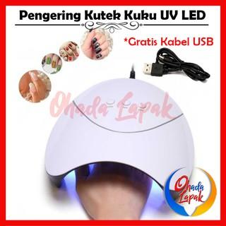 PENGERING KUTEK PENGERING KUKU NAIL ART LAMP UV LED NAIL DRYER 36W thumbnail