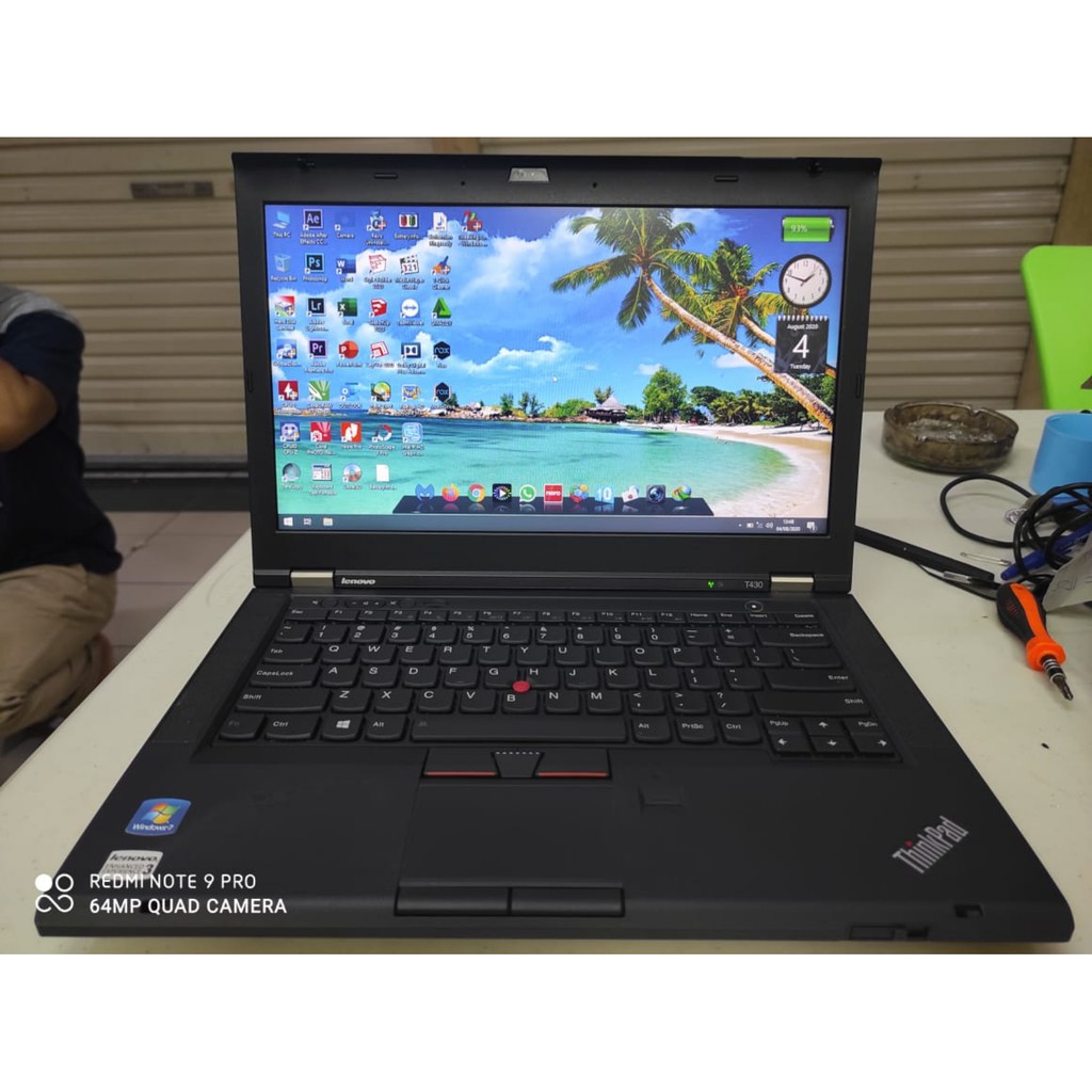 Laptop Gaming Core I7 Lenovo Thinkpad Shopee Indonesia