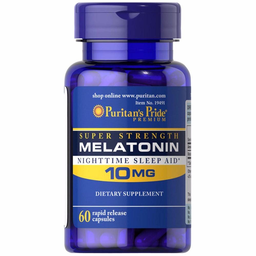 ar melatoninas privers numesti svorio