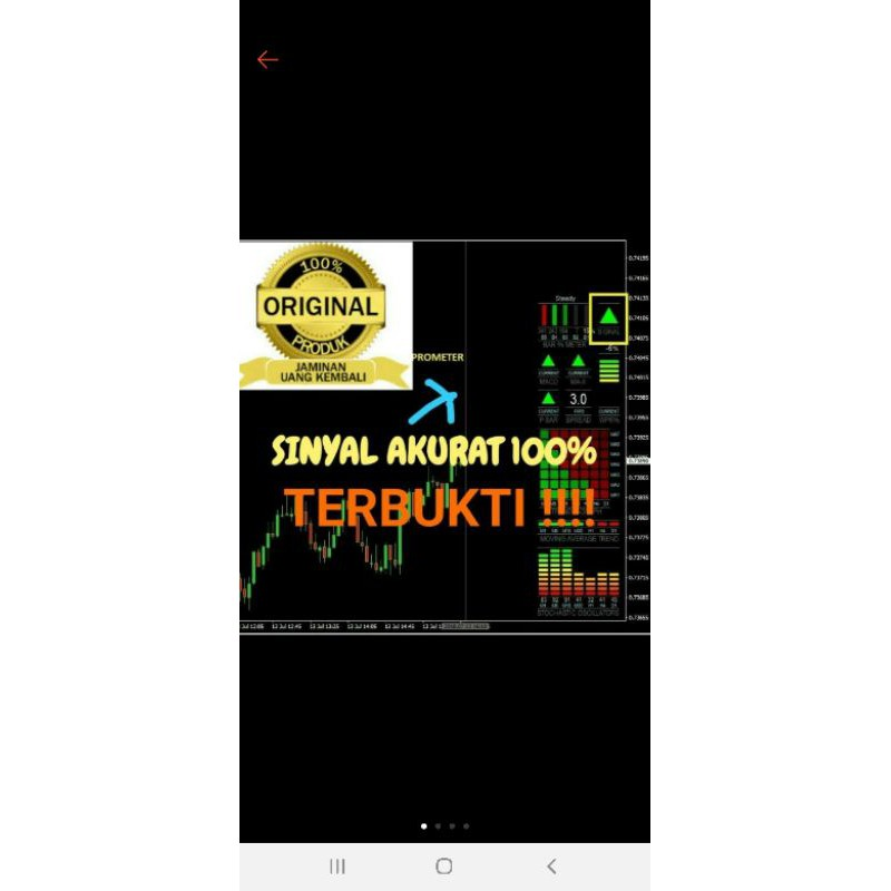 signal trade binomo pro version akurasi 99%