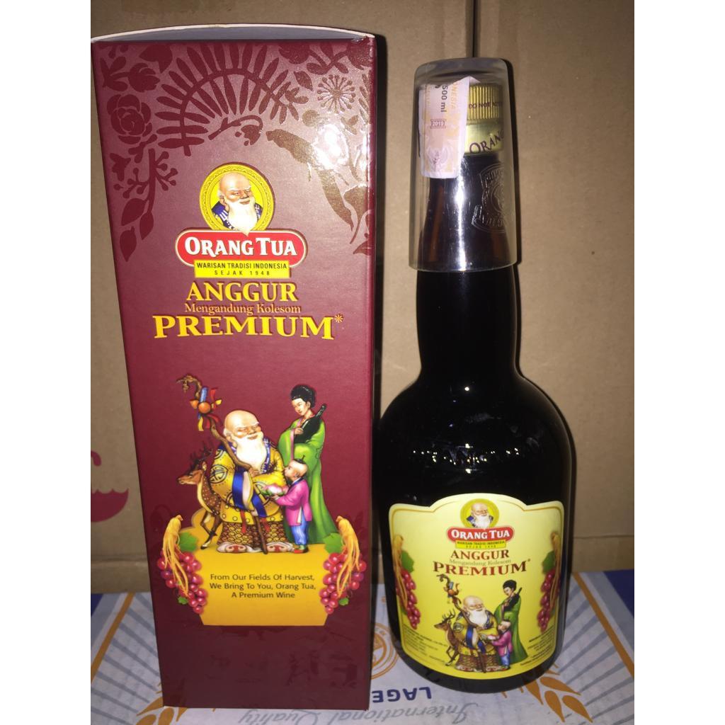 87 Gambar Anggur Premium Cap Orang Tua