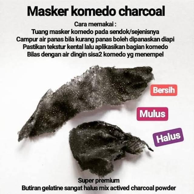Masker Komedo Masker Charcoal Perawatan Kecantikan Shopee Indonesia