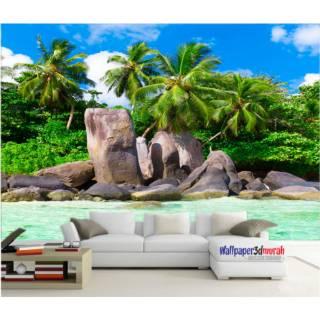 46 pemandangan pantai wallpaper Gratis Terbaik