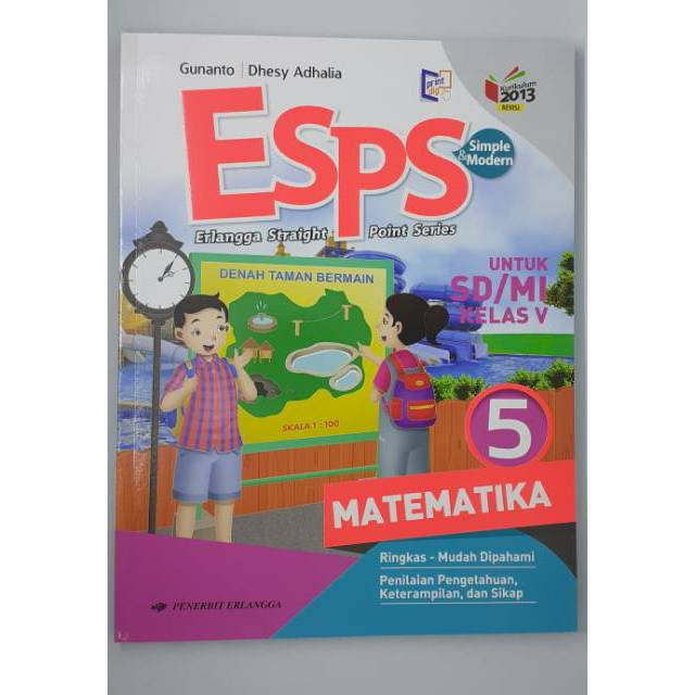 Kunci Jawaban Buku Matematika Kelas 5 Terbitan Erlangga Storage Maverick