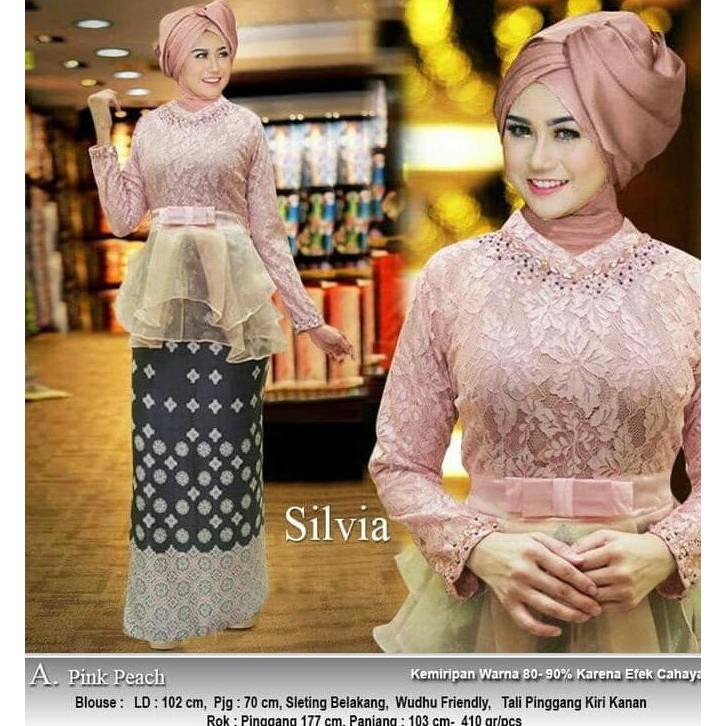Dapatkan Harga baju murah Batik   Kebaya Setelan Batik   Kebaya Dress  Diskon  3aff35a65f