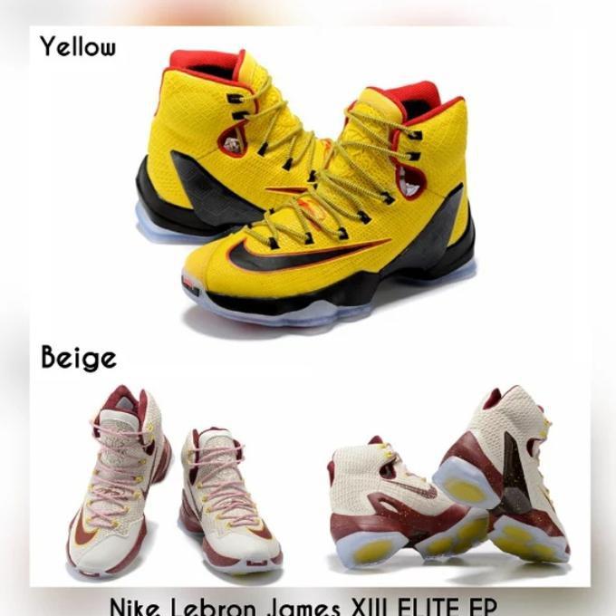 TURUN HARGA!!! Grosir Nike Lebron James XIII ELITE EP Original BNIB - Sepatu  Basket Original  f42036c483