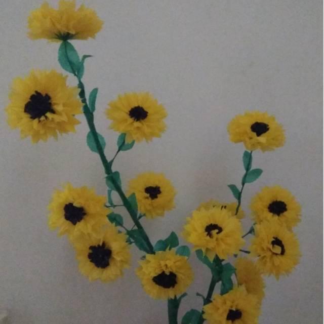 Bunga Matahari Kresek Shopee Indonesia