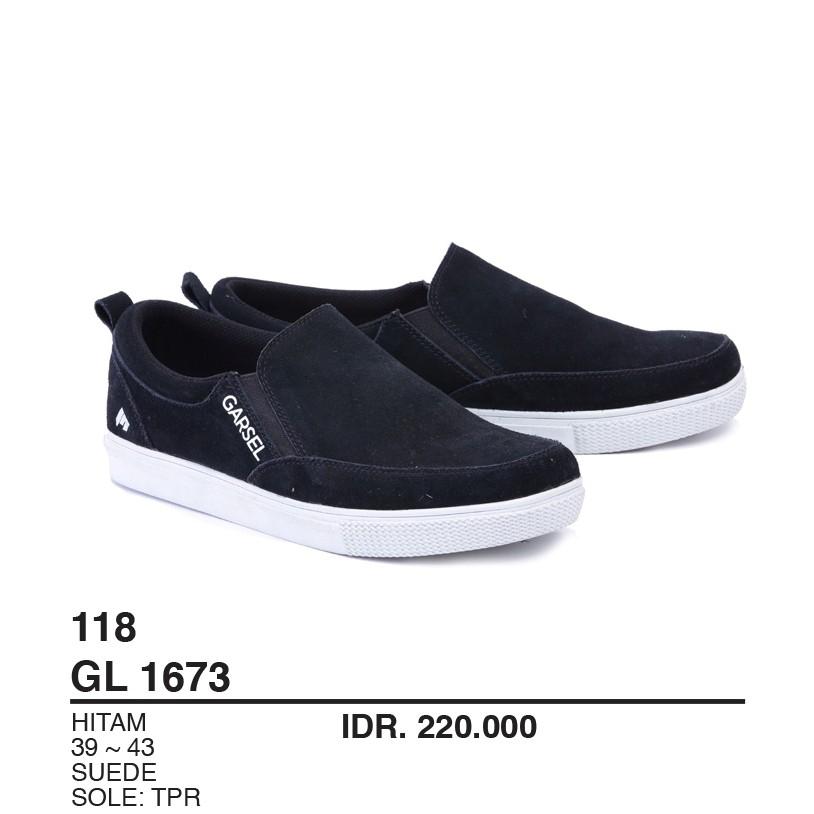 Original Produk Garsel 2019 2020 Sepatu Casual Pria Dewasa