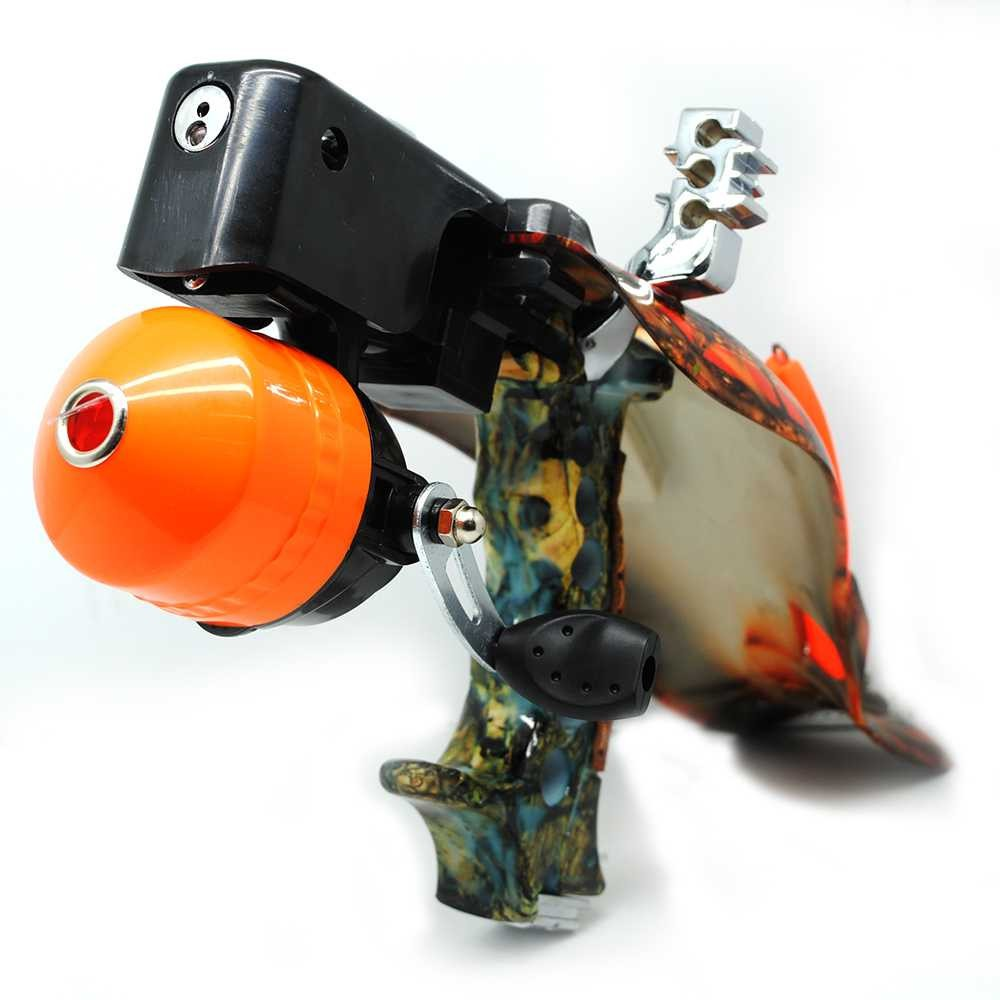 Katapel / Ketapel Alumunium Berburu Catapult Slingshot Handheld Survival Tools Termurah   Shopee Indonesia