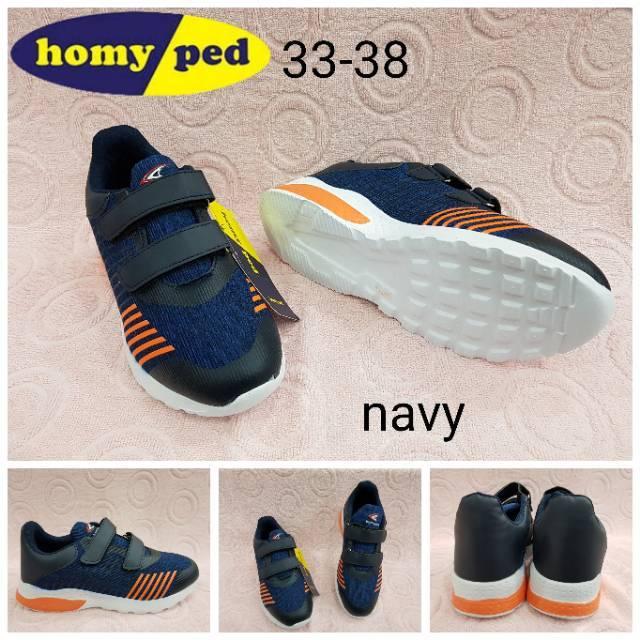 Sepatu Homyped Anak Gs 2020 Size 33 38 Shopee Indonesia