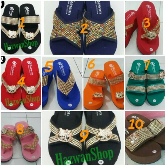 Sandal Spons Hazwan