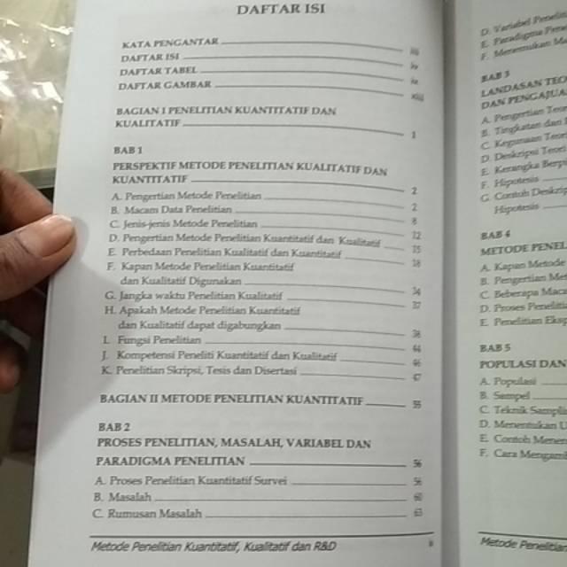 Metode Penelitian Skripsi Kualitatif Dan Kuantitatif لم يسبق له